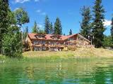 Photo of the Tyee Lake Resort camping