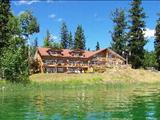 Photo of the Tyee Lake Resort