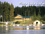 Photo of the Moose Lake Lodge camping