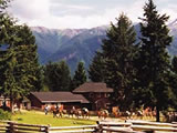 Photo of the Chilcotin Holidays Ltd camping