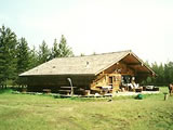 Photo of the Chilko River Lodge & Guest Ranch camping