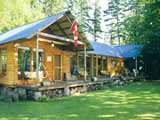 Photo of the Fawnie Mountain Outfitters bed & breakfast