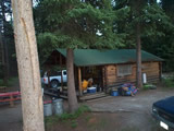Photo of the Chataway Lakes Resort camping