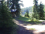 Photo of the Meadow Lake Fishing Camp camping