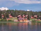 Photo of the Roche Lake Resort camping