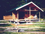 Photo of the The Log Cabin camping
