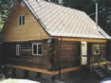 Photo of the Log Cabin B&B/Chalet and Sooke Adventures camping