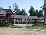 Photo of the Best Western Tin Wis Resort Lodge camping