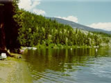 Photo of the Fintry Provincial Park & Protected Area camping