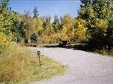 Photo of the Boundary Creek Provincial Park