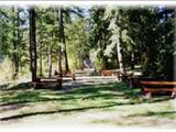 Photo of the Syringa Provincial Park