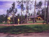 Photo of the Tyhee Lake Provincial Park