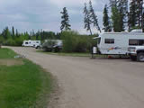 Photo of the One Island Lake Park and Campground camping