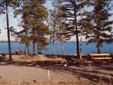 Photo of the Green Lake Provincial Park - Emerald Bay campground