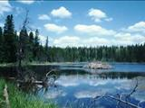 Photo of the Ten Mile Lake Provincial Park