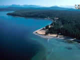 Photo of the Smelt Bay Provincial Park(Osprey Parks Operations Ltd.) camping