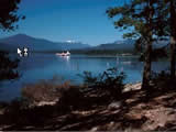 Photo of the Sproat Lake Provincial Park