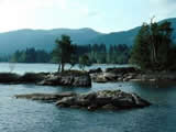 Photo of the Gordon Bay Provincial Park