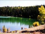 Photo of the Big Bar Lake Provincial Park