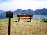 Photo of the Okanagan Mountain Provincial Park - Buchan Bai camping