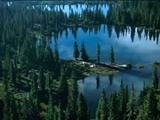 Photo of the Strathcona Provincial Park - Rainbow Island Marine Campsite