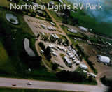 Photo of the Northern Lights RV Park camping