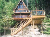 Photo of the Stay Shuswap Cottages and Chalet camping