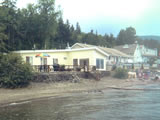 Photo of the Beach House on Shuswap Lake camping