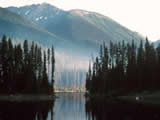Photo of the E.C. Manning Provincial Park - Ross Lake