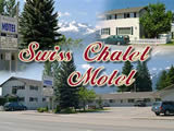 Photo of the Swiss Chalet Motel camping