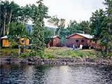 Photo of the Trembleur Fishing Adventures lodge