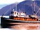 Photo of the Westwind Tugboat Adventures lodge