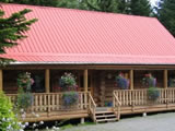 Photo of the Kermode Bear Fishing Lodge bed & breakfast