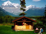 Photo of the Mount Robson Lodge & Robson Shadows Campground camping