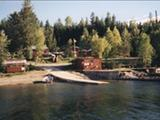 Photo of the Quesnel Lake Resort