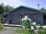 Photo of the Blue Trellis Cottage camping