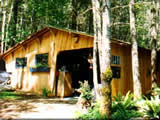 Photo of the Cedar Place Cabin camping