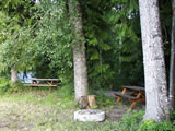 Photo of the Da Mara-Leine Place Cabin and Campsites camping