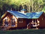 Photo of the Thors Cove Cottage camping