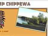 Photo of the Burrell's Camp Chippewa camping