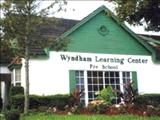 Photo of the Wyndham Learning Center camping