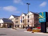 Photo of the Quality Suites motel