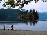 Sasquatch Provincial Park - Hicks Lake Campground (Gibson Pass Resort Inc)
