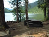 Nahatlatch Provincial Park & Protected Area - Nahatlatch Lake