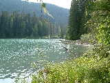 Cheakamus Lake - NorthWest
